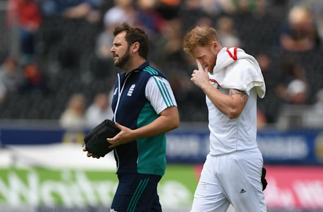 Stokes ruled out of third Test