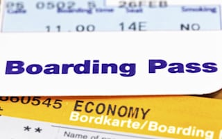 Why you shouldn't post photos of your boarding pass online