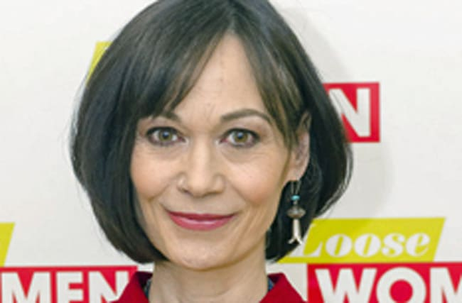 Leah Bracknell hints at use of marijuana to ease symptoms