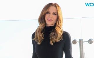 Watch Kate Beckinsale posing for raunchy Shape shoot