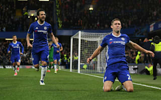 A massive step - Cahill, Hazard confident on Chelsea's title charge
