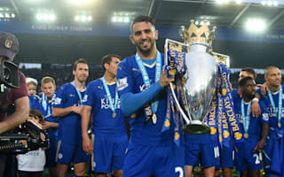 Mahrez named African Player of the Year