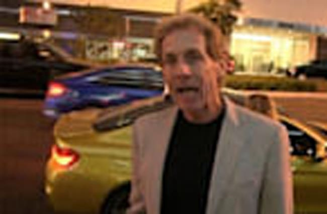 Skip Bayless -- Steve Clevenger's Evil and Deserves More Punishment