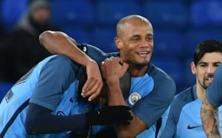 Scarred Manchester City captain Kompany insists injuries will not break him