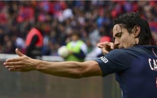 Paris Saint-Germain 2 Bordeaux 0: Champions back on track as Cavani stars
