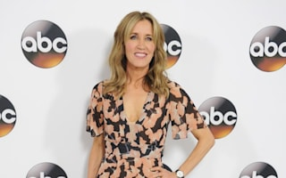 Felicity Huffman: I'll join women's march after Donald Trump's inauguration