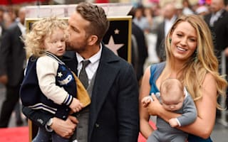 Ryan Reynolds thanks wife Blake Lively after Hollywood Walk of Fame honour