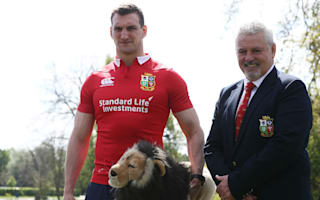 Lions 2017: Twitter reacts to Gatland's selection