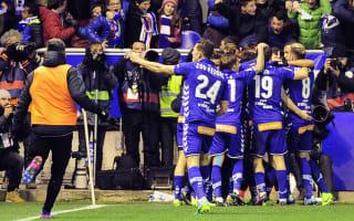 Alaves 1 Celta 0 (1-0 agg): Late Edgar goal earns hosts historic Copa del Rey final berth