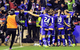 Alaves 1 Celta 0 (1-0 agg): Late Edgar goal earns hosts historic Copa del Rey final berth
