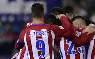 Cerci return praised by Atleti assistant Burgos