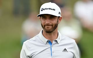 Johnson sets Crooked Stick course record to share lead