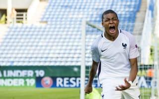 Mbappe will definitely make France debut, confirms Deschamps