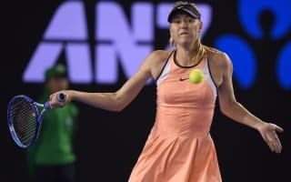 Sharapova gets past Davis