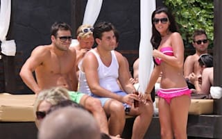 TOWIE stars hit Marbella in colourful beachwear