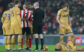 Kane slams referee Lee Mason over 'dangerous' Rodwell tackle