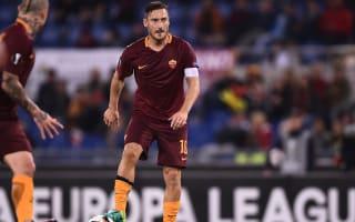 Austria Vienna spoil Totti milestone