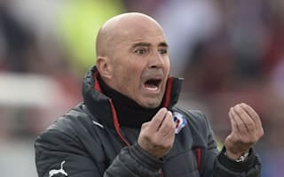 Sampaoli set to leave Chile post