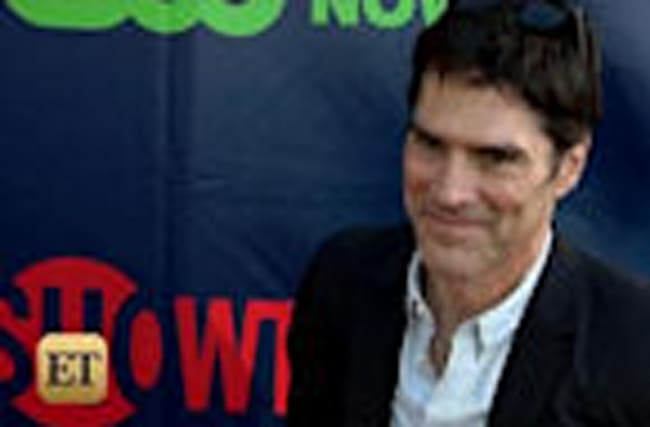Thomas Gibson Welcomes Adam Rodriguez to 'Criminal Minds' Team as His Own Exit Nears