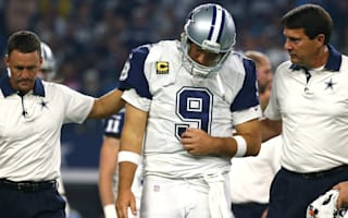 Cowboys finally place Romo on injured reserve