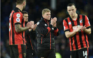 Bournemouth are looking over shoulder - Howe