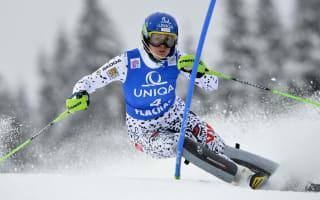 Velez Zuzulova completes Flachau double