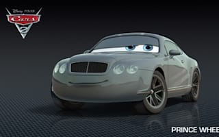 Prince William and Queen head to big screen for Cars 2