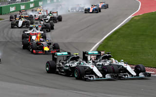 Rosberg 'p***** off' at costly Canadian GP