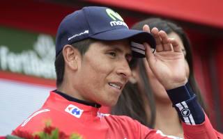 Quintana heading for Vuelta victory, says Contador