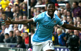 Iheanacho promises to deliver more for City
