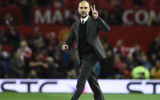 Trophies still the focus for Guardiola
