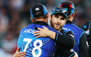 Williamson leads the way as Black Caps square series