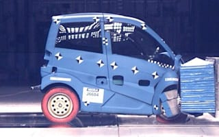 Gordon Murray's T.27 city car passes crash test