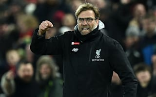 Klopp hails 'perfect' Liverpool reaction