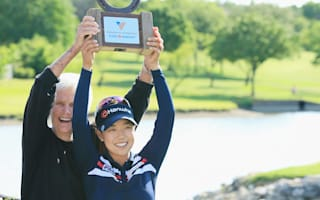 Shin claims win in Texas