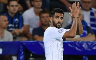 Ranieri: Champions League music woke up Mahrez