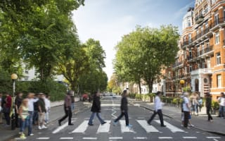 Abbey Road crossing to get lollipop lady to control tourists