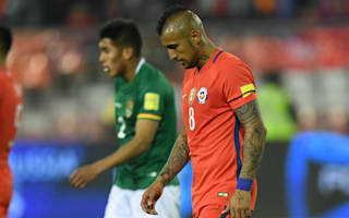 Stuttering Chile must learn and keep working - Vidal