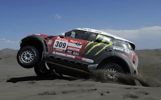 MINI could clear up in Dakar