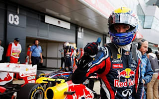 Webber annoyed after Red Bull team orders