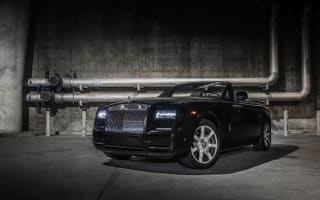 Rolls-Royce embraces the dark with Nighthawk special edition