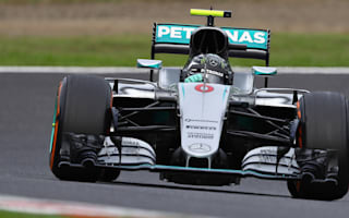 Rosberg eases to win after poor Hamilton start