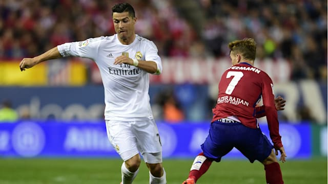Atletico Madrid seeks retaliation against Real Madrid in capital derby