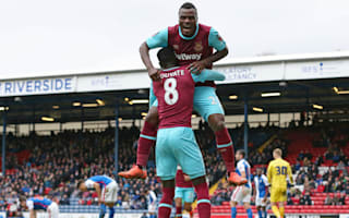 Blackburn Rovers 1 West Ham 5: Emenike and Payet doubles complete comeback