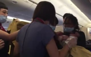Woman deported from US without baby after giving birth on plane
