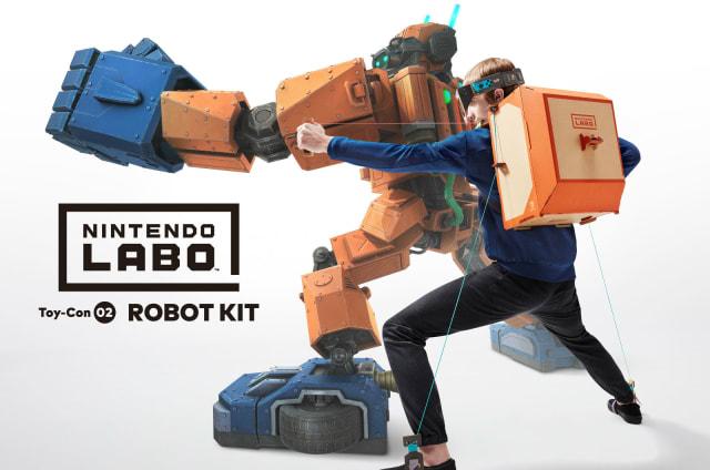 Corre: ya puedes reservar tu Nintendo Labo