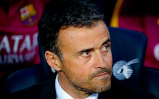 Winning ugly no problem for Luis Enrique