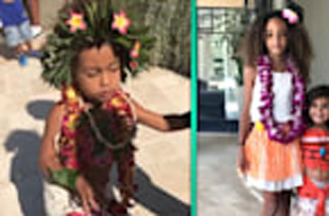 Go Inside North West and Penelope Disick's Joint 'Moana'-Themed Birthday Party!