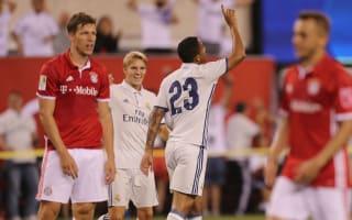 Bayern Munich 0 Real Madrid 1: Danilo stunner wins ICC clash