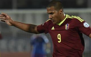 Rincon, Rondon headline Venezuela squad for Copa America